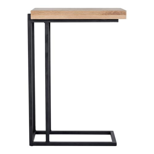 MILA C SHAPE SIDE TABLE