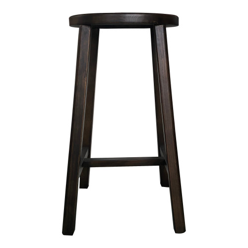 MCGUIRE COUNTER STOOL BLACK