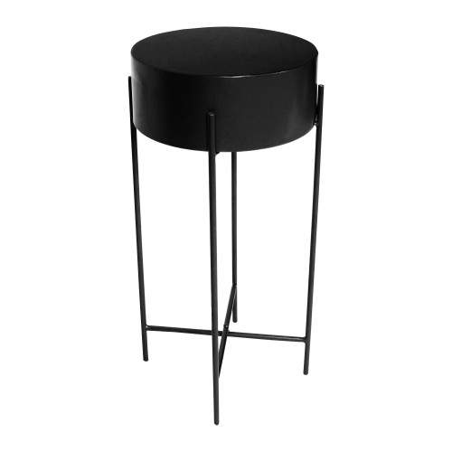 ARCHIE ACCENT TABLE BLACK
