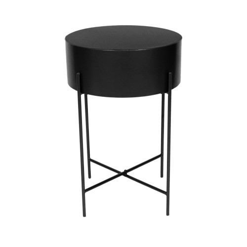 ASTON ACCENT TABLE BLACK
