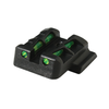Hi-Viz LITEWAVE™ Interchangeable Rear Sight for Glock 9mm, .40 S&W &.357