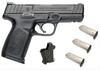 Smith & Wesson SD9 Kit with 3 Magazines & Lula Magazine Loader