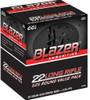 CCI Blazer 22LR Target Ammunition, 38 Grain, High Velocity, Bulk Pack Pack of 525