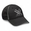 Vortex Men's Performance Cap - Black/Charcoal