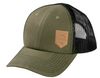Glock Green Chino Mesh Hat