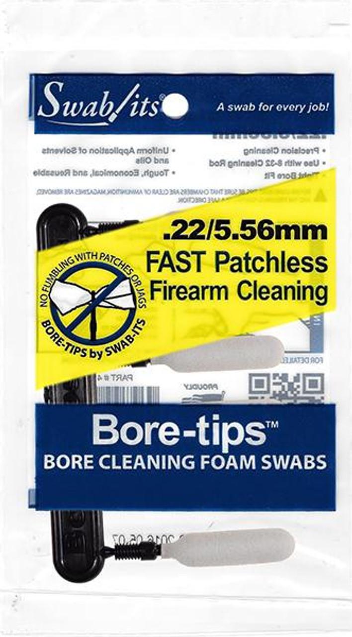 .22cal/5.56mm Bore-tips (Bag of 6)