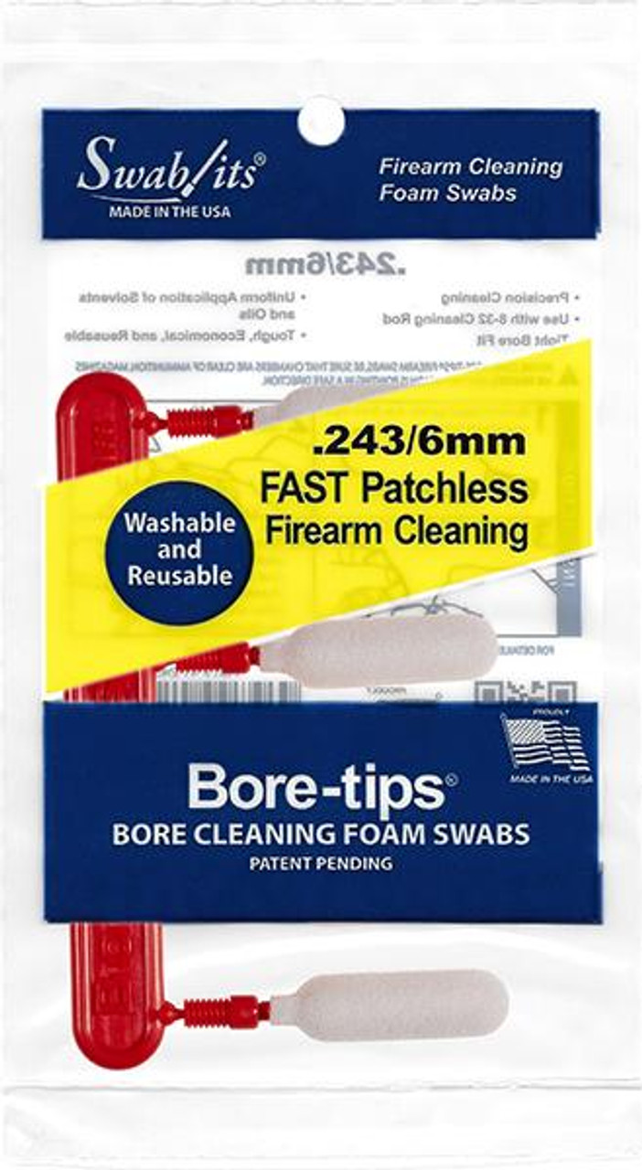 .243cal Bore-tips (Bag of 6)