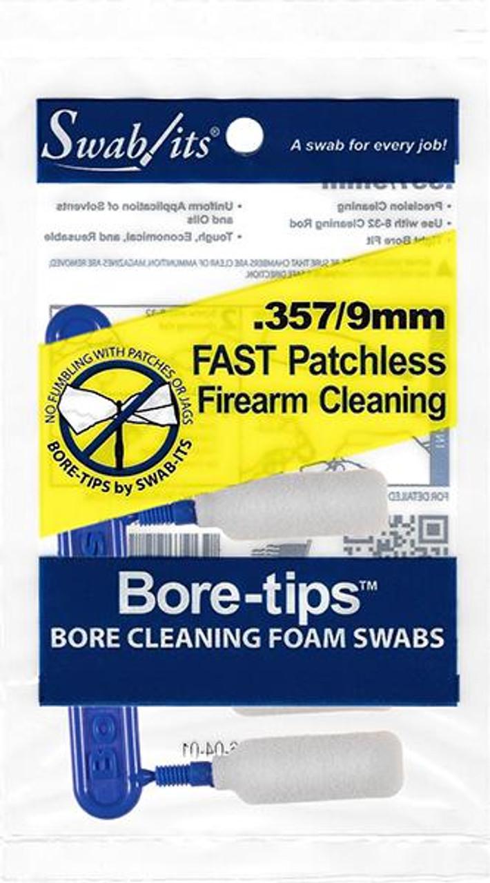 .357cal/9mm Bore-tips (Bag of 6)