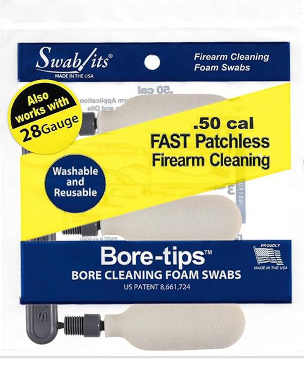 .50cal/28GA Bore-tips (Bag of 3)