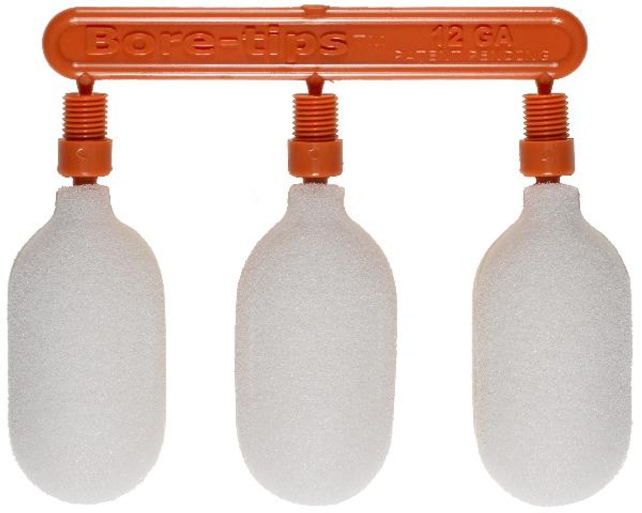 12 Gauge Bore-tips (Bag of 3)