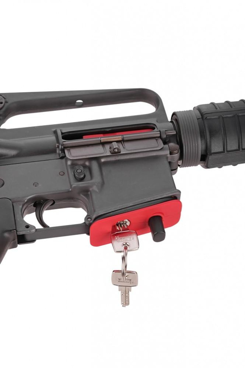 AR-15 Firearm Lock