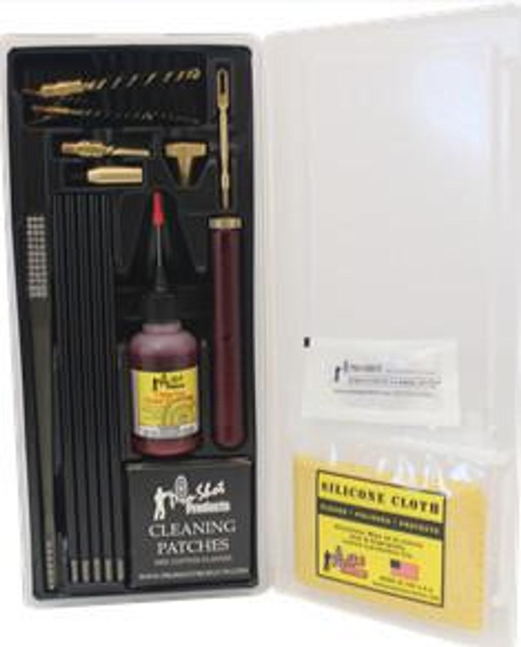 Black Coated Rods Universal Rod Box Kit .22 Cal. - 12 GA
