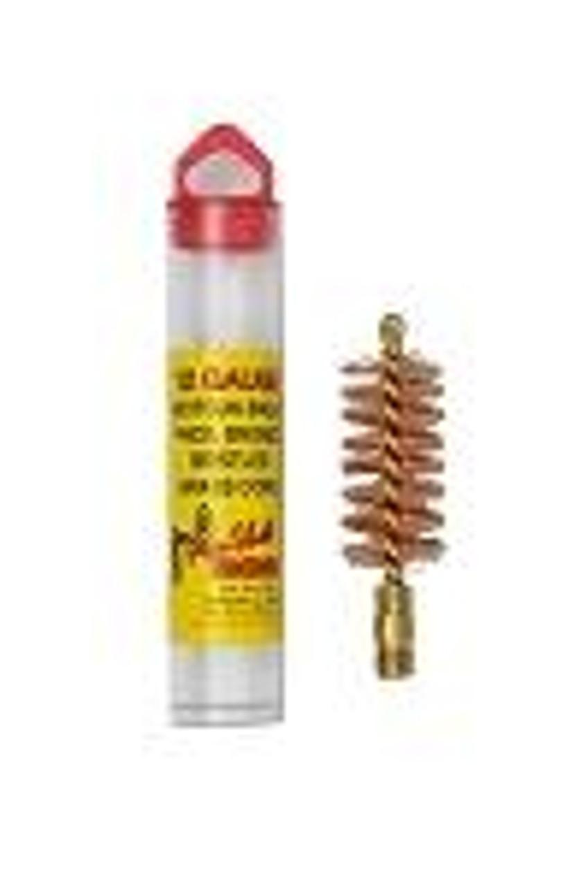 Bronze Bristle  Shotgun Bore Brushes
