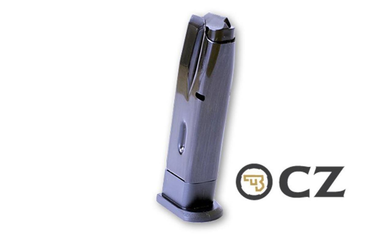 CZ 75/85/SP01 & Shadow 2 9mm 10 Round Magazine - Plastic Base
