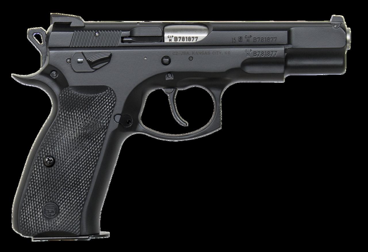 """CZ 75B Omega - 9mm, 4.6"""""""