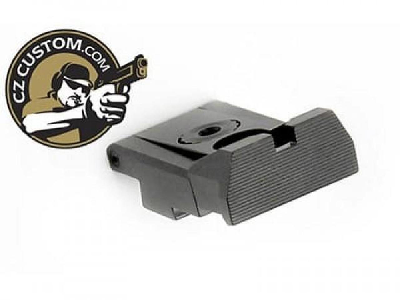 CZ Rear Sight Tactical Hajo Fits 75 Shadow & SP01 Shadow
