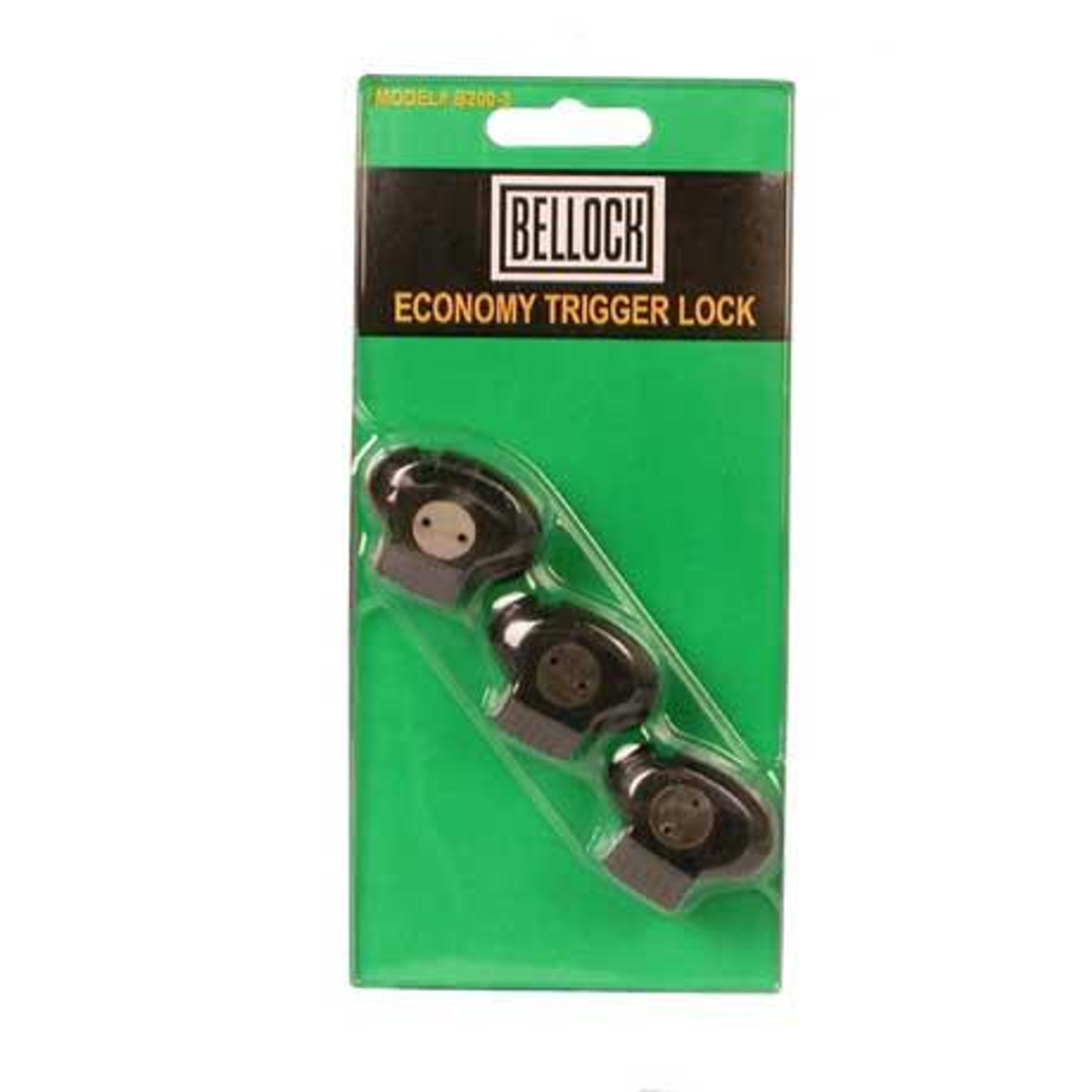 Economy Trigger Lock - 3 Pack