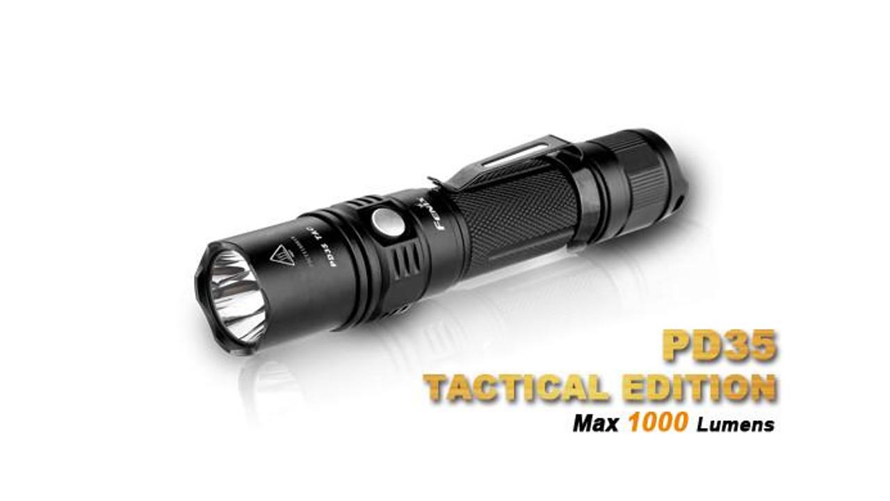 Fenix PD35 TAC