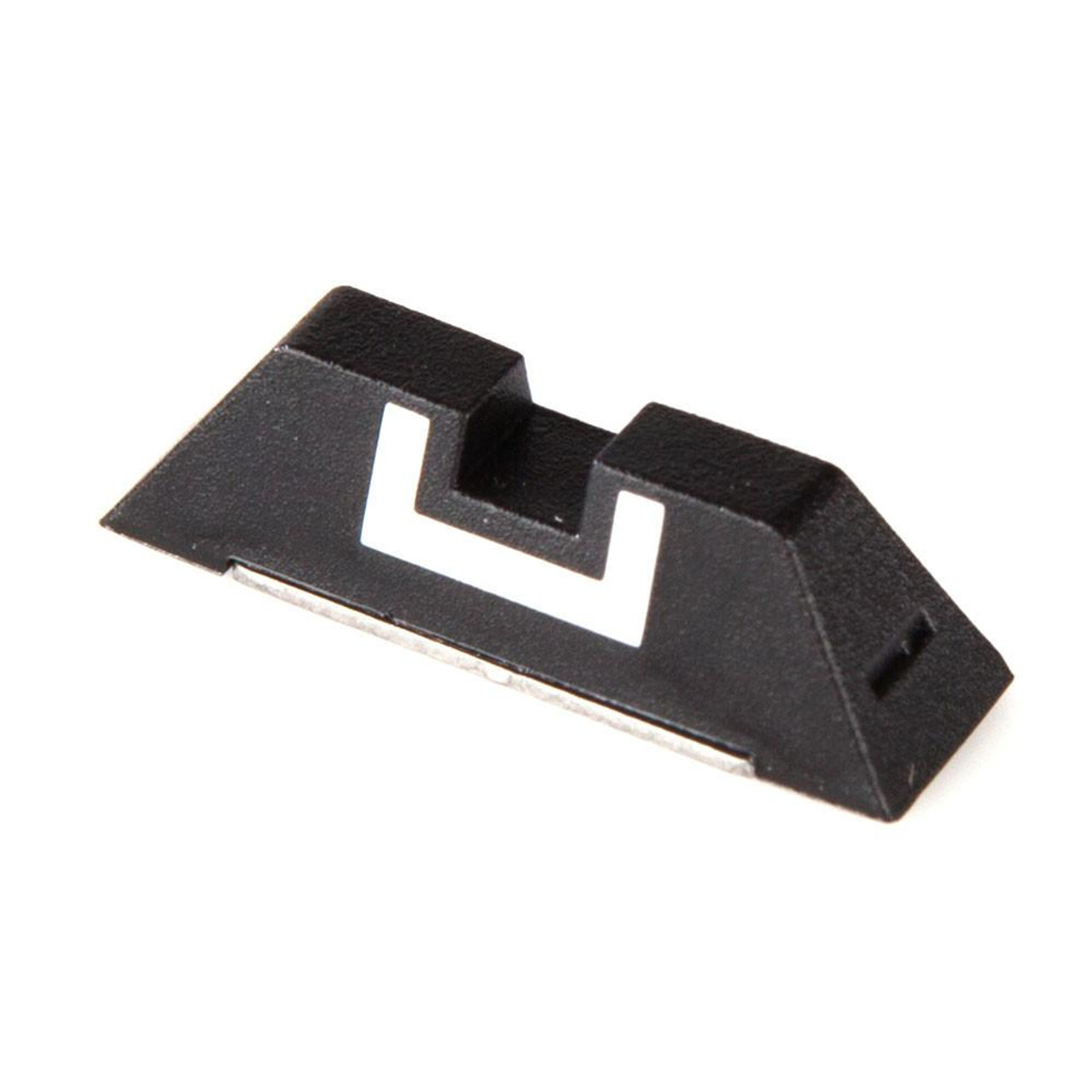 GLOCK PLASTIC FIXED REAR SIGHT 6.5MM