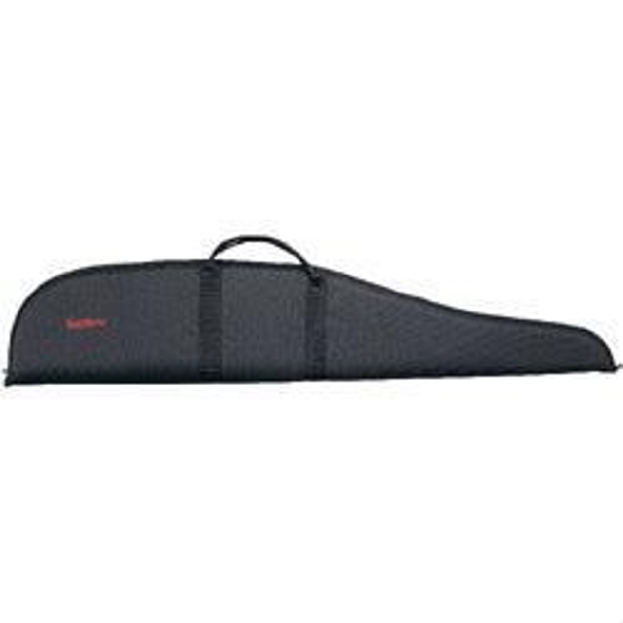 "GunMate Scoped Rifle Case Black Nylon 48"" 22416"