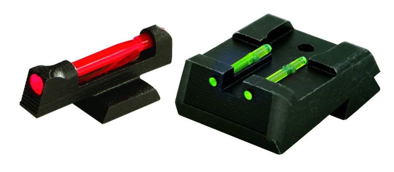 HI-VIZ Fibre Optic Kimber Sight Set