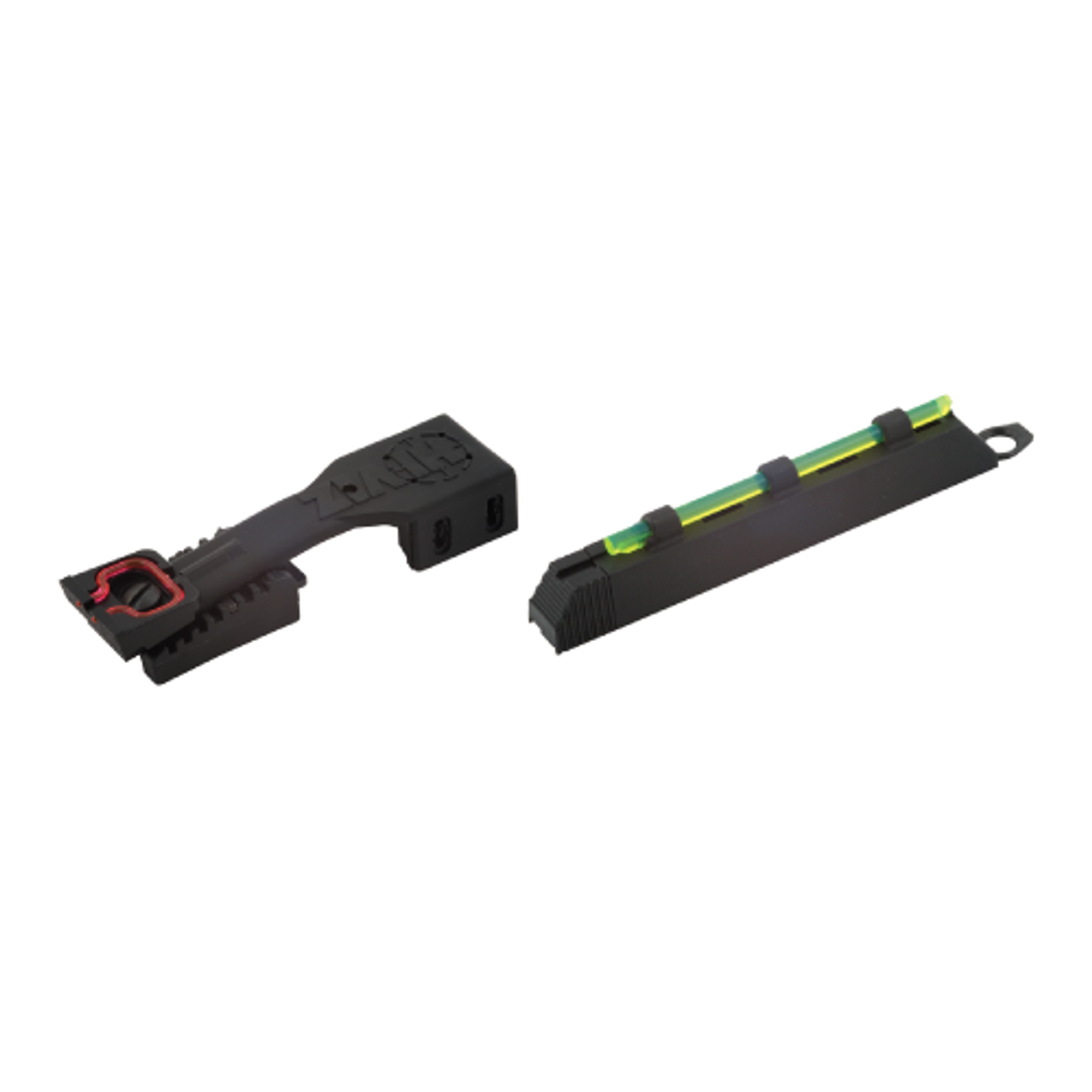 HI-VIZ Four-In-One Front and Rear Shotgun Sight Set