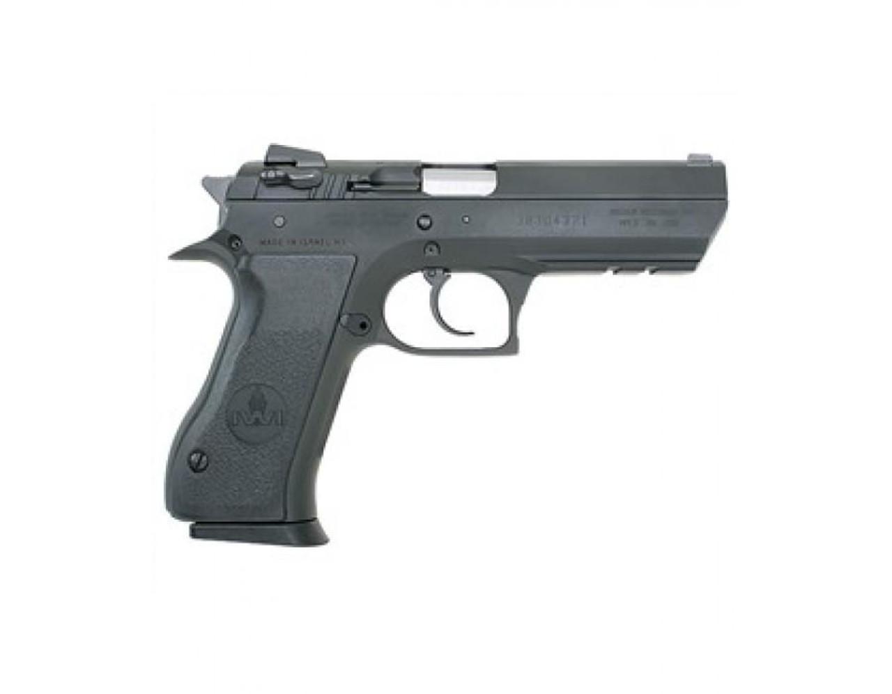 IWI Magnum Research Baby Desert Eagle II Pistol, 9mm, Steel Frame, Full Size, Range Kit