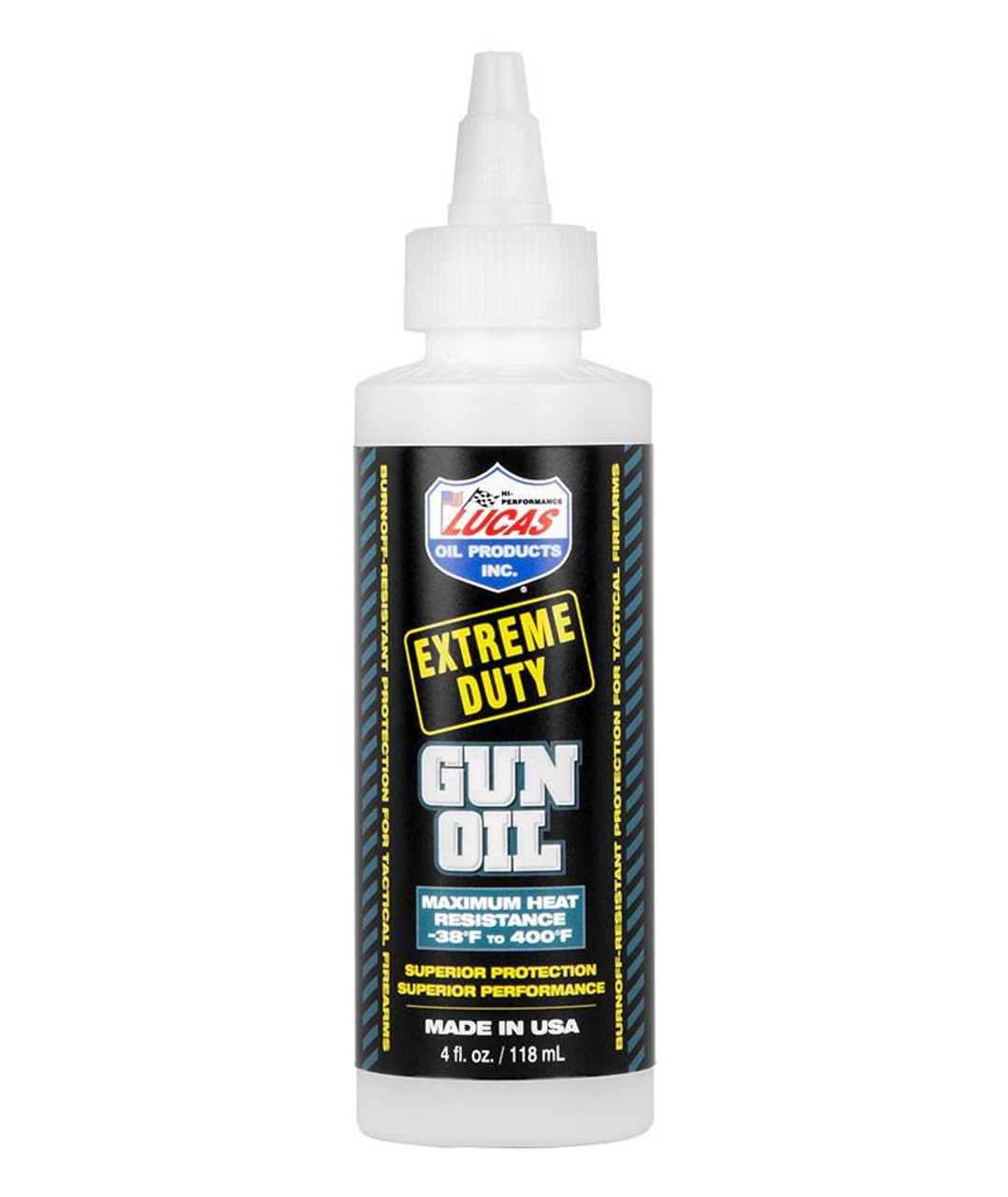 Lucas Extreme Duty Gun Oil