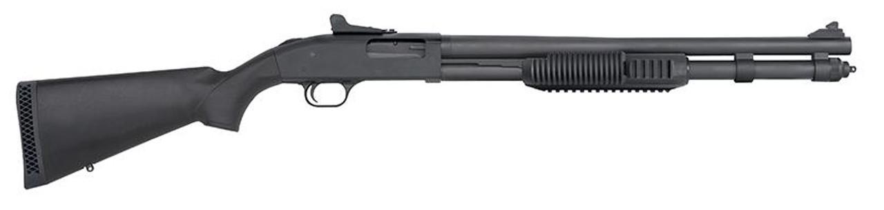Mossberg 590 Tactical 9 Shot Tri-Rail Accu Choked