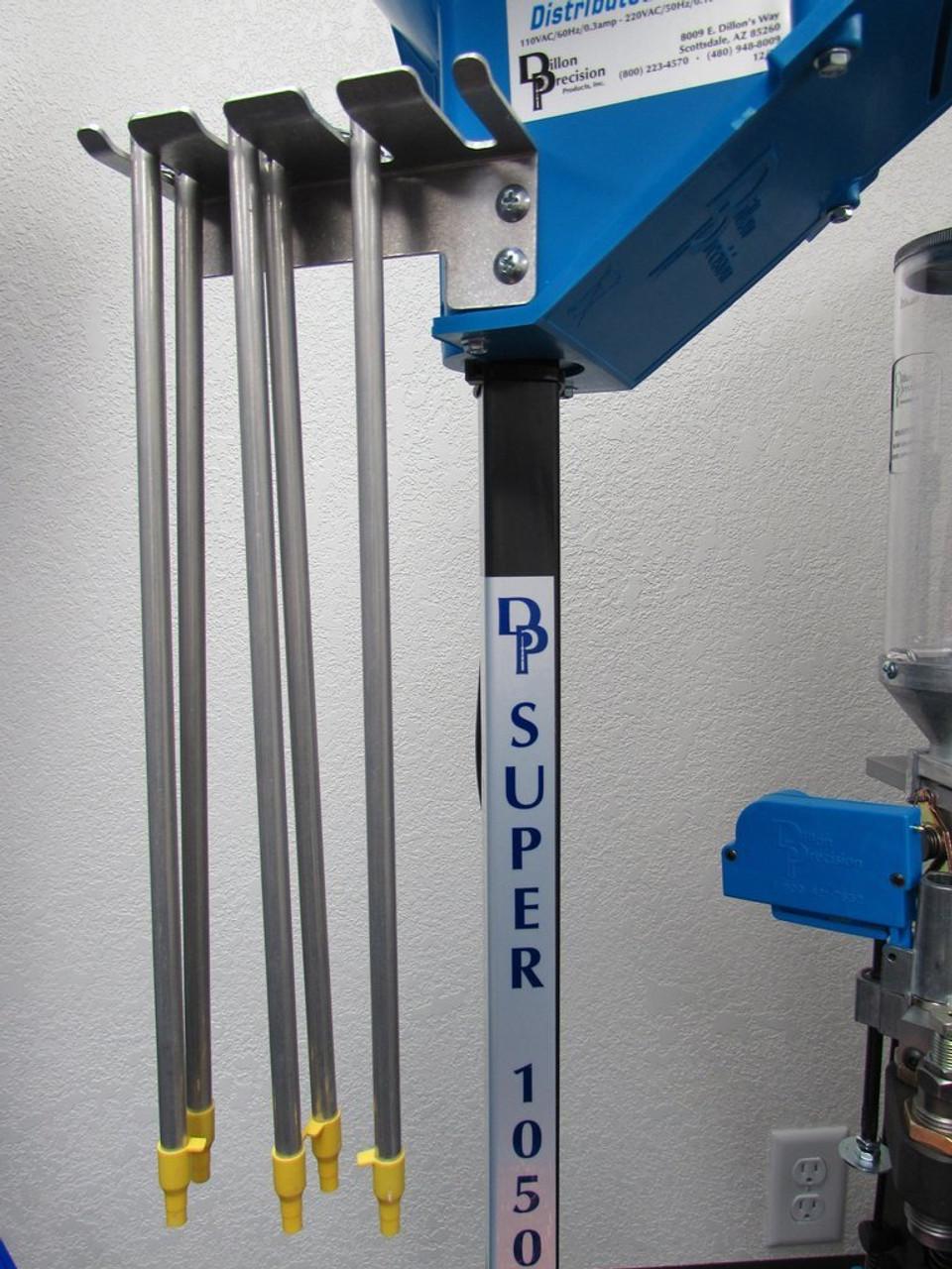 Primer Tube Rack - Case Feeder Mount