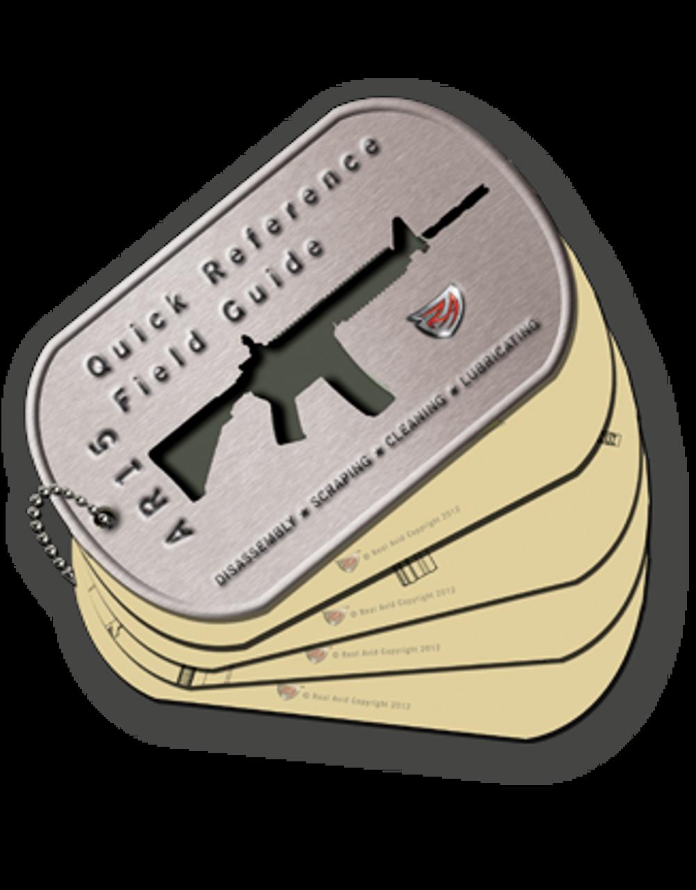 Real Avid AR-15 Field Guide