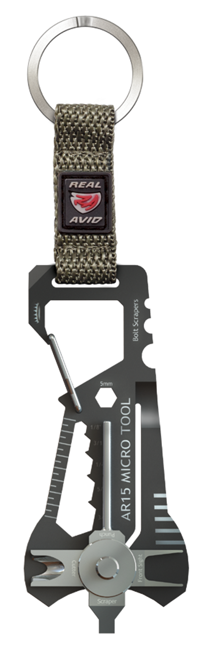 Real Avid AR-15 Micro Tool