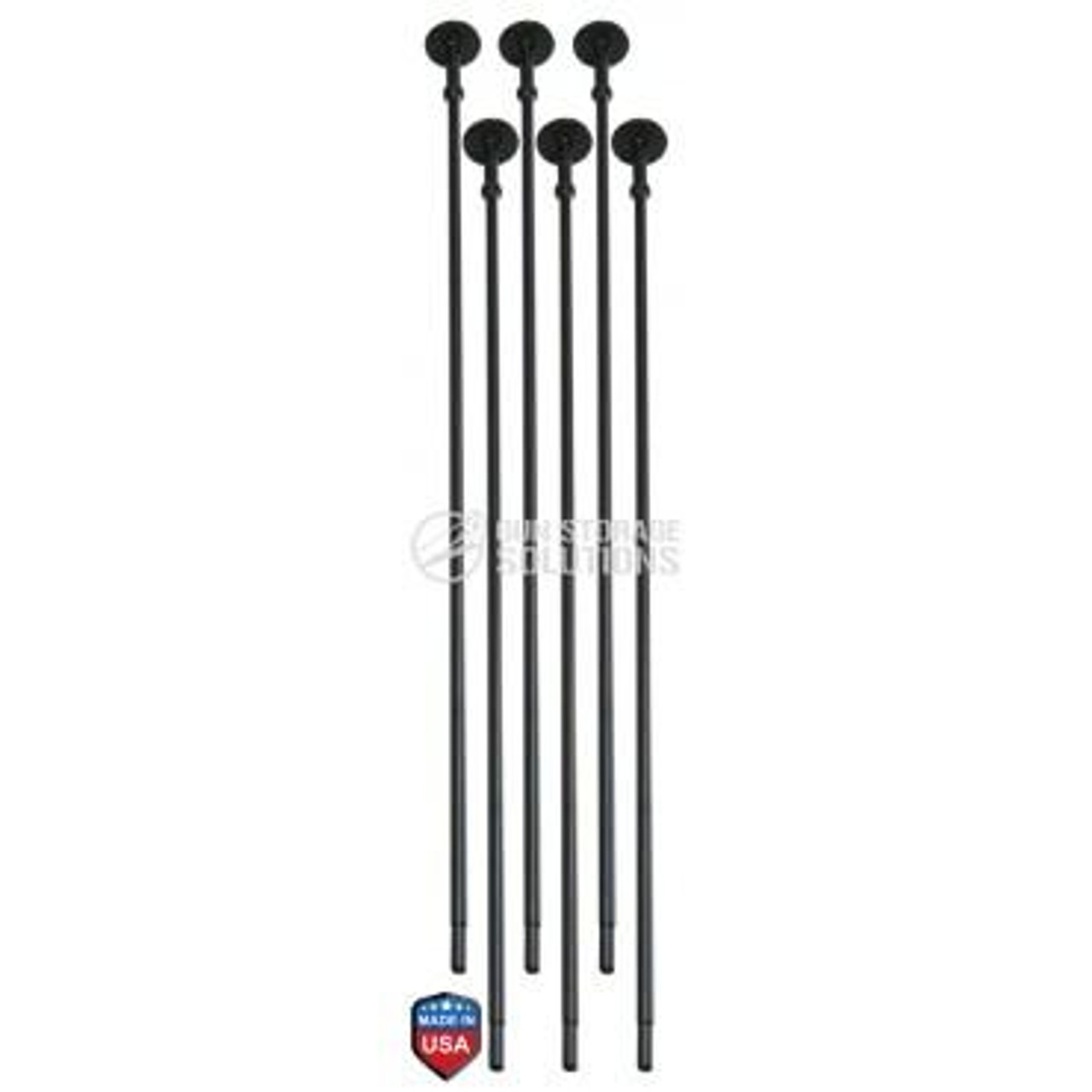 Rifle Rods 6 Pack Expansion Kit