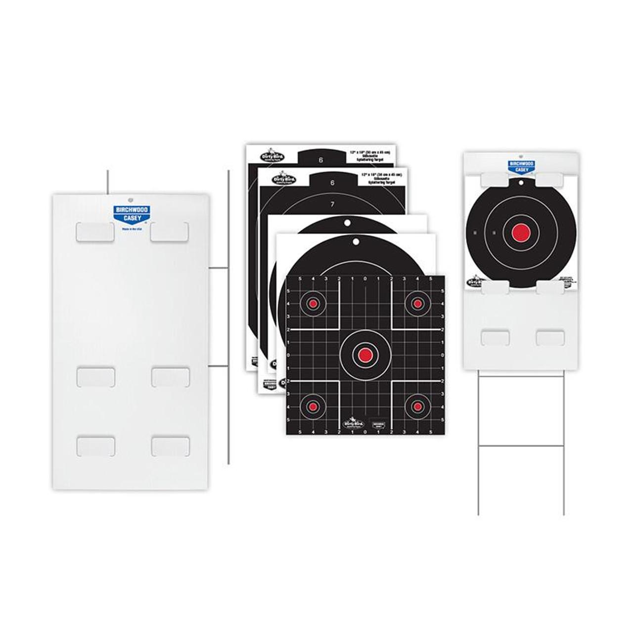 Sharpshooter™ TabLock Dirty Bird® Target Kits