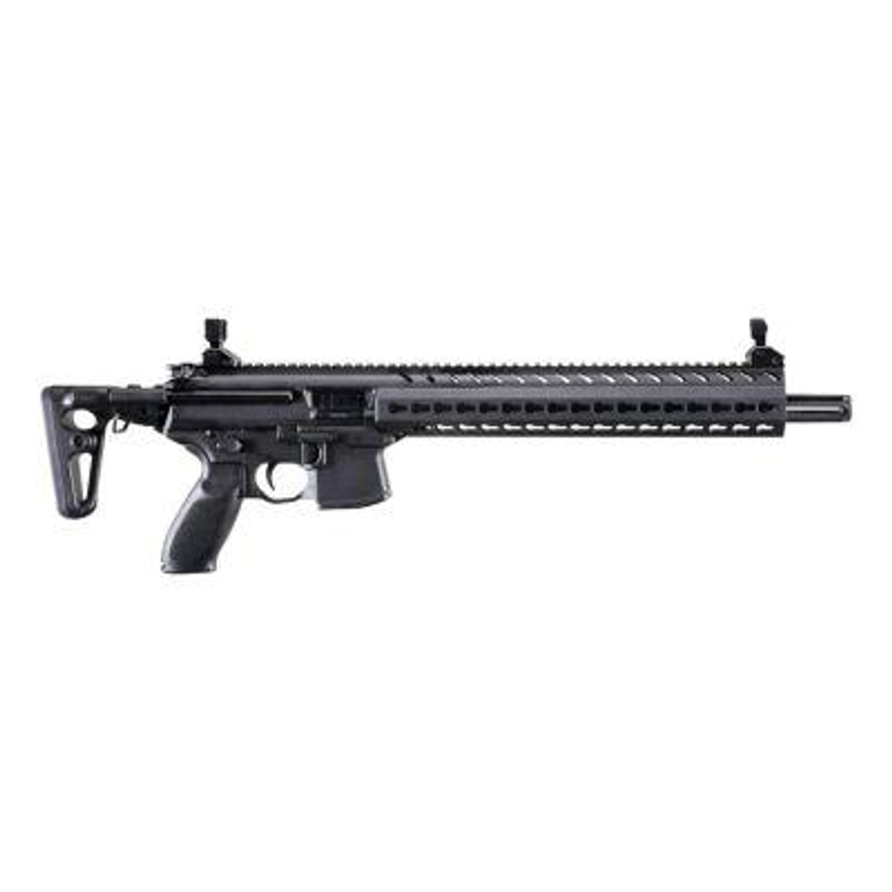 "Sig Sauer MPX Semi-Auto Carbine Version 16"" Barrel 9mm 5 Rounds"