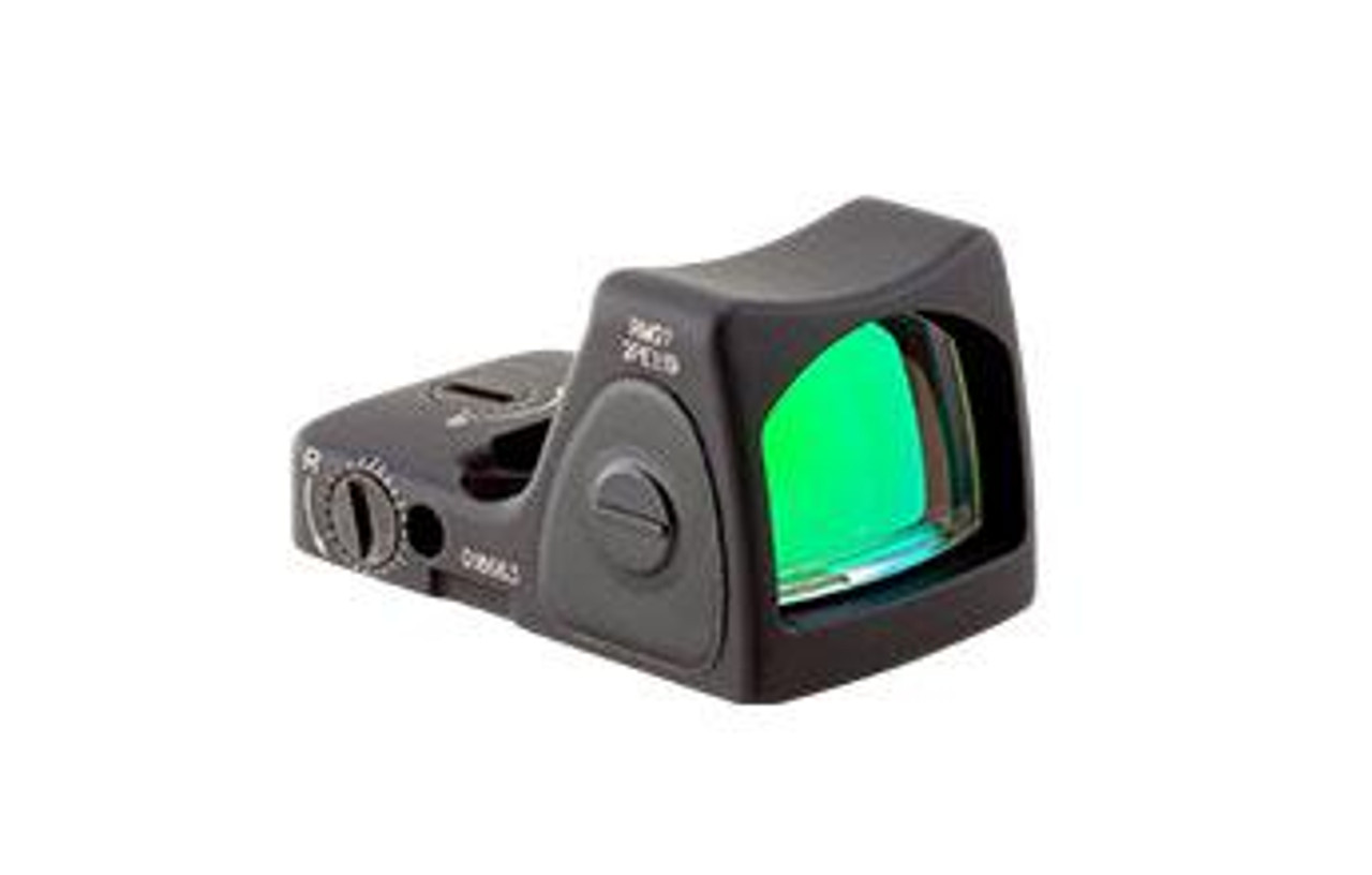 Trijicon - RM06 Type 2: RMR® Type 2 Adjustable LED Sight - 3.25 MOA Red Dot