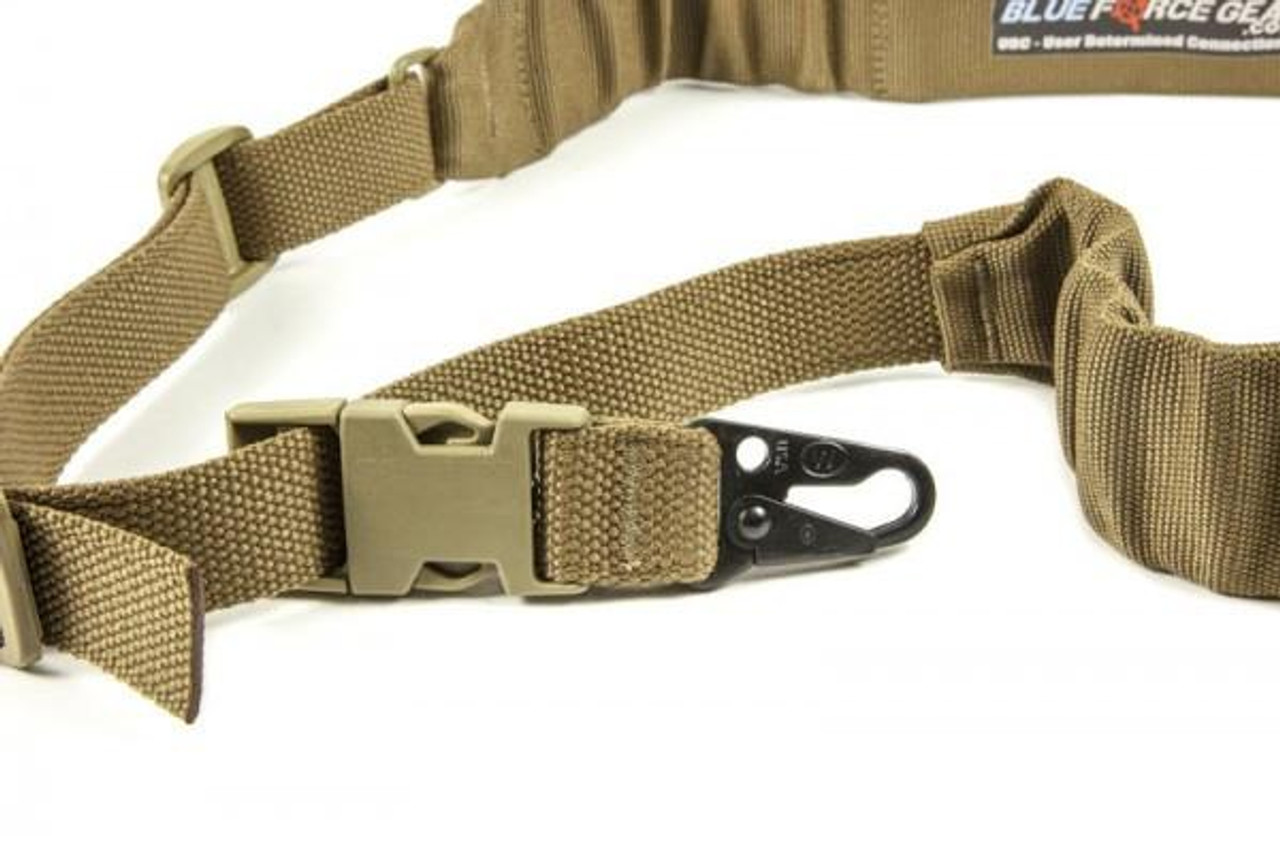 UDC™ PADDED BUNGEE ONE POINT SLING WITH HK HOOK ADAPTER