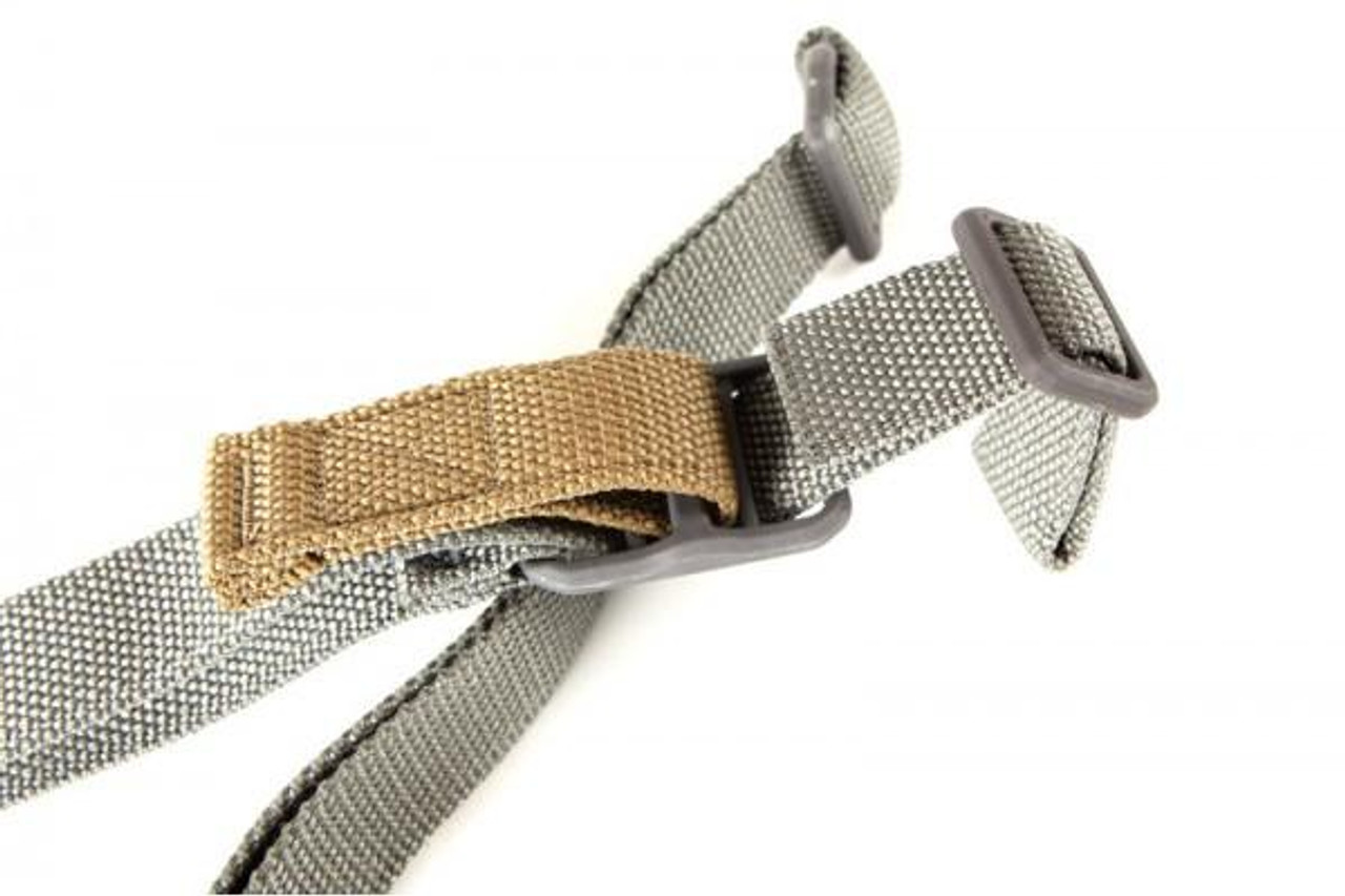 VICKERS COMBAT APPLICATIONS SLING™, NYLON ADJUSTER AND HARDWARE,