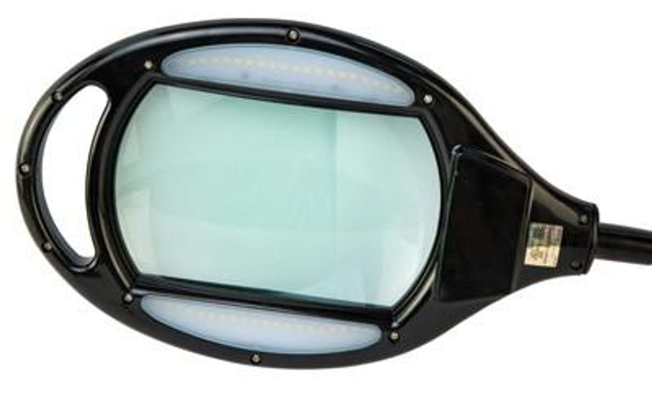 Wheeler Master Gunsmithing Benchtop Magnifier With 400 Lumen 40 LED Lights And Carry Case