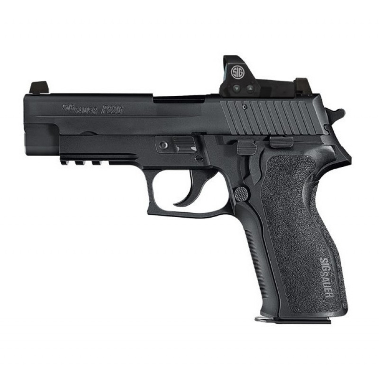 Sig Sauer P226 RX 9mm with ROMEO1 Reflex Sight