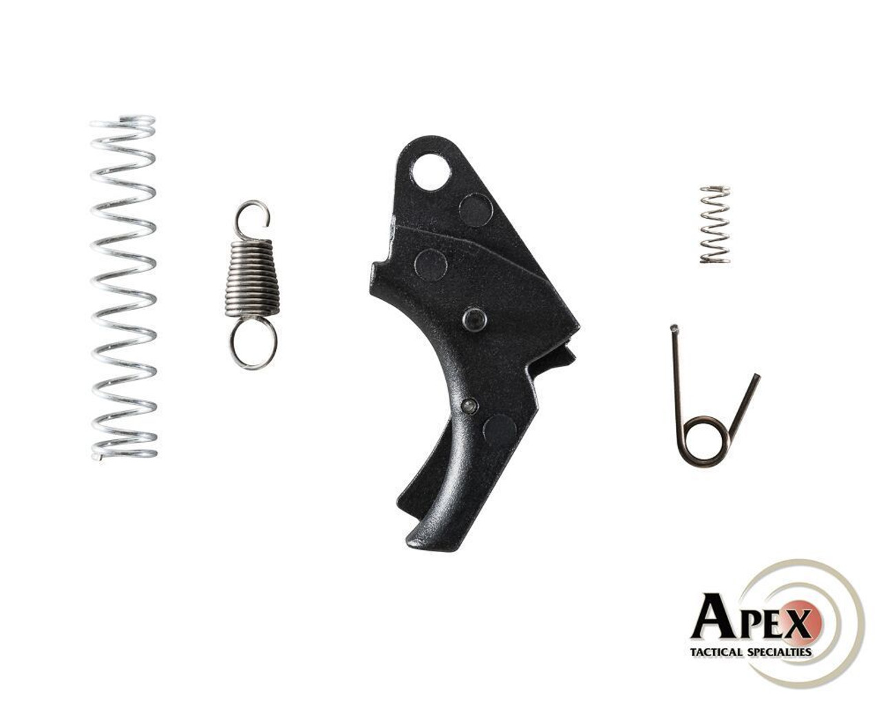 Apex Tactical Action Enhancement Kit S&W SDVE Polymer Black