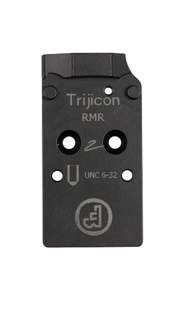 CZ Shadow 2 Optics Ready Mounting Plate - Trijicon RMR