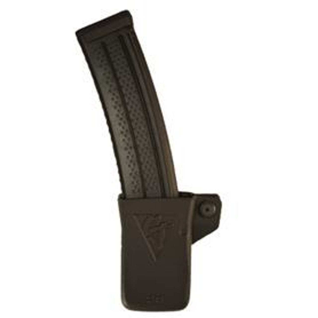 PCC PLM Magazine Pouch | Pistol Caliber Carbine | Push Button Locking Mount | OWB Kydex