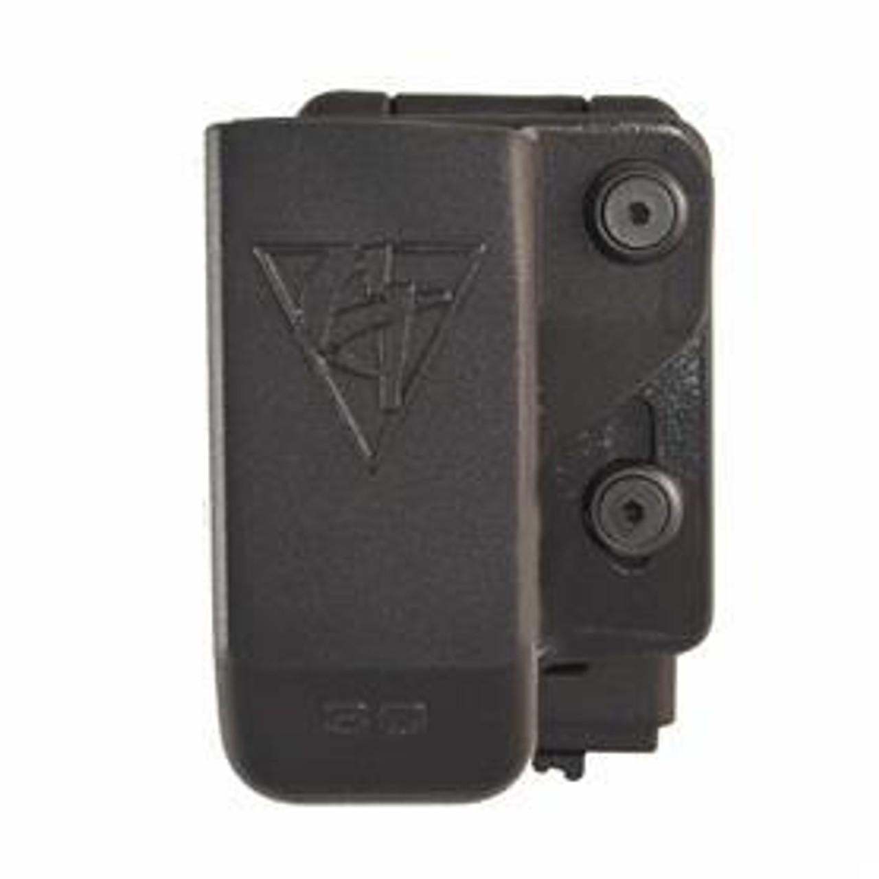 PCC PLM Magazine Pouch   Pistol Caliber Carbine   Push Button Locking Mount   OWB Kydex