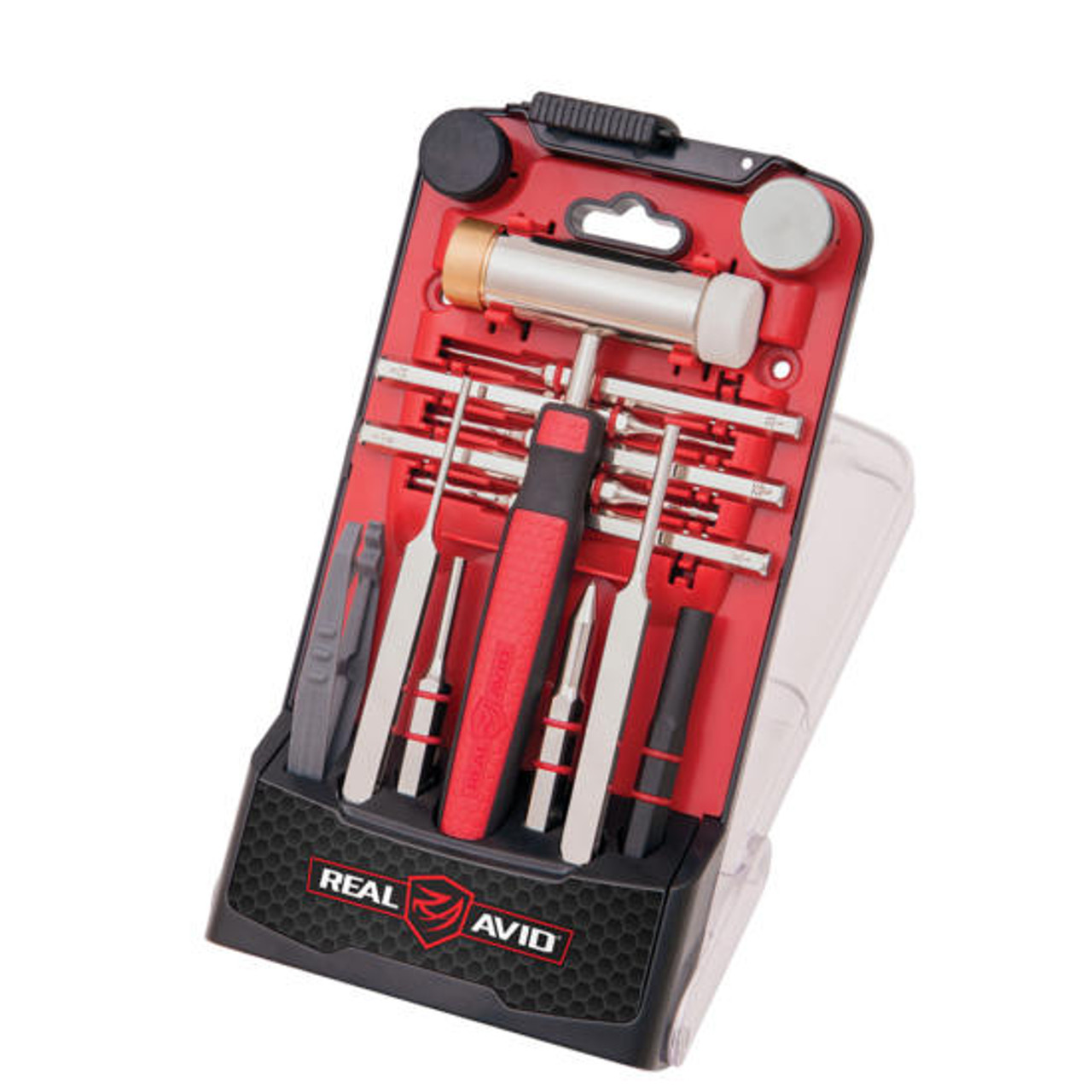 Real Avid ACCU-PUNCH™ Hammer & AR15 Punches Set