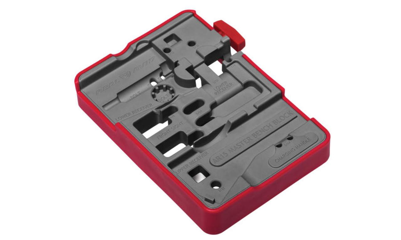 Real Avid AR-15 Master Bench Block™