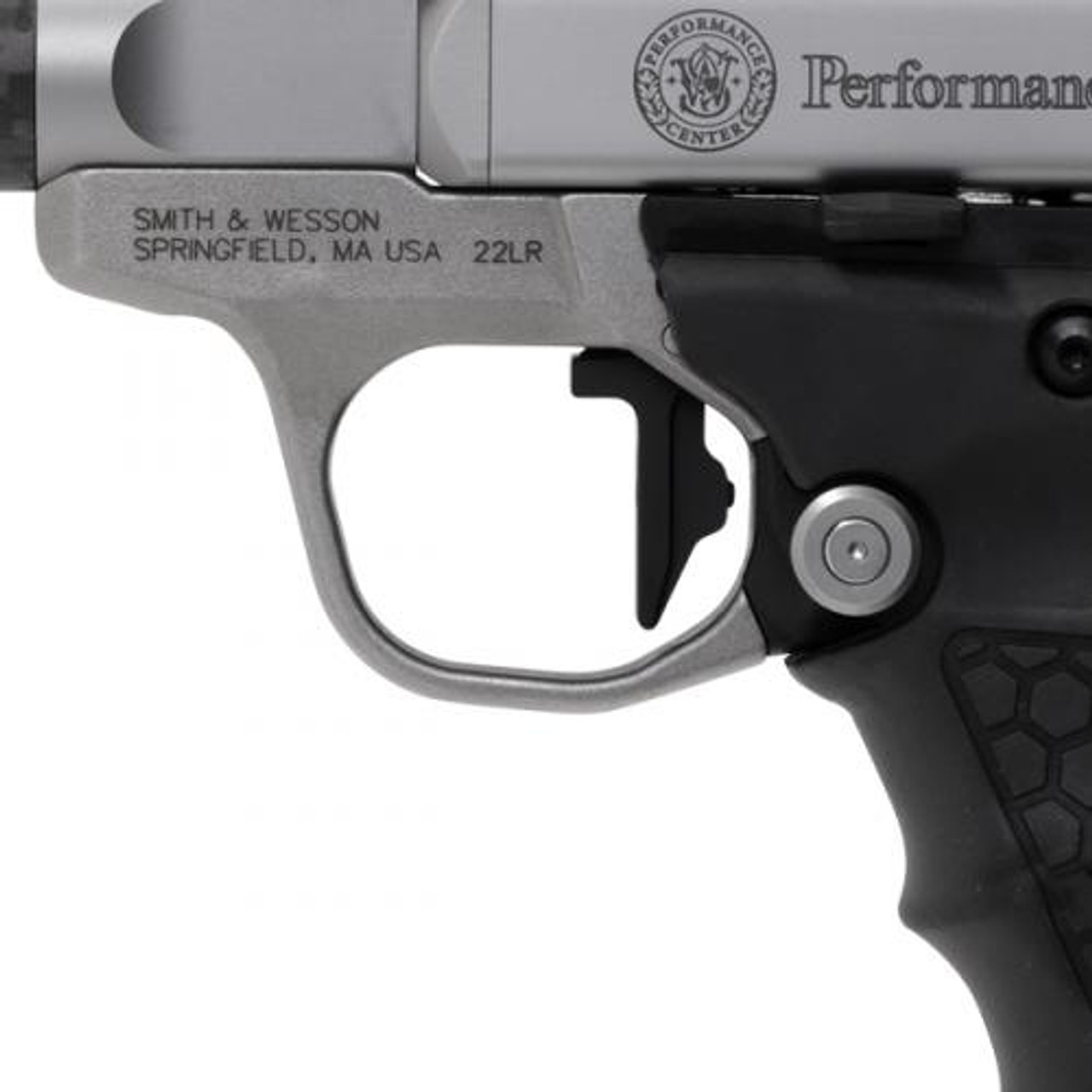 "PERFORMANCE CENTER® SW22 VICTORY® TARGET MODEL 6"" CARBON FIBER TARGET BARREL"