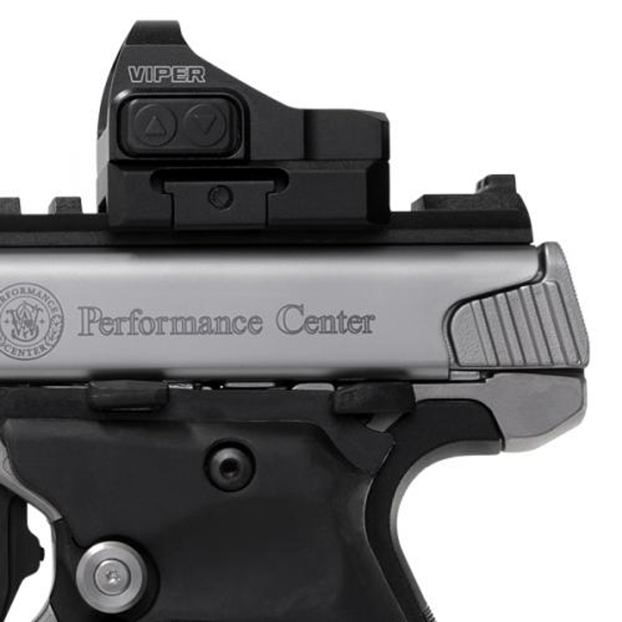 "PERFORMANCE CENTER® SW22 VICTORY® TARGET MODEL 6"" FLUTED BARREL RED DOT SIGHT"