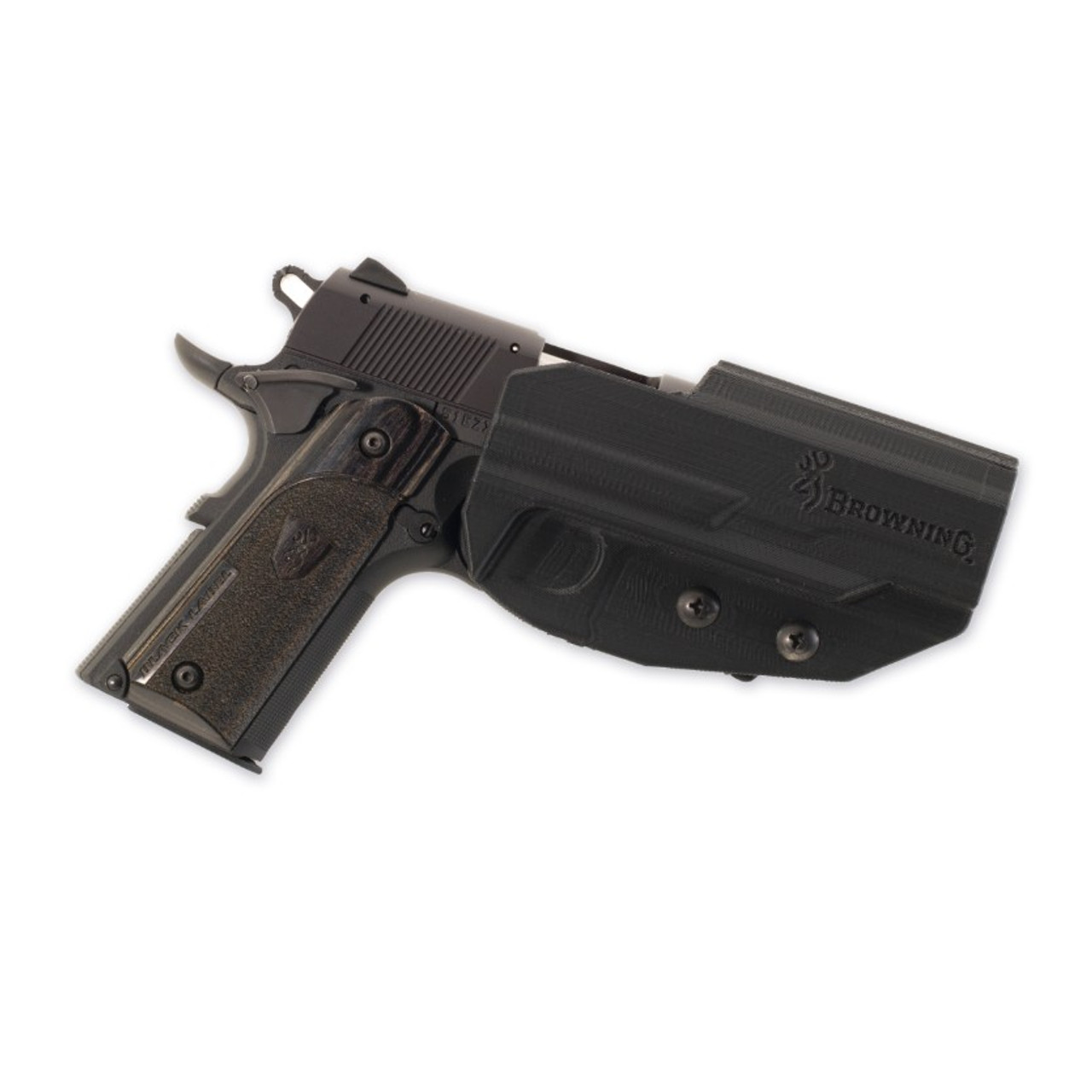 Browning 1911-22/1911-380 Lock-Pro Holster, Black
