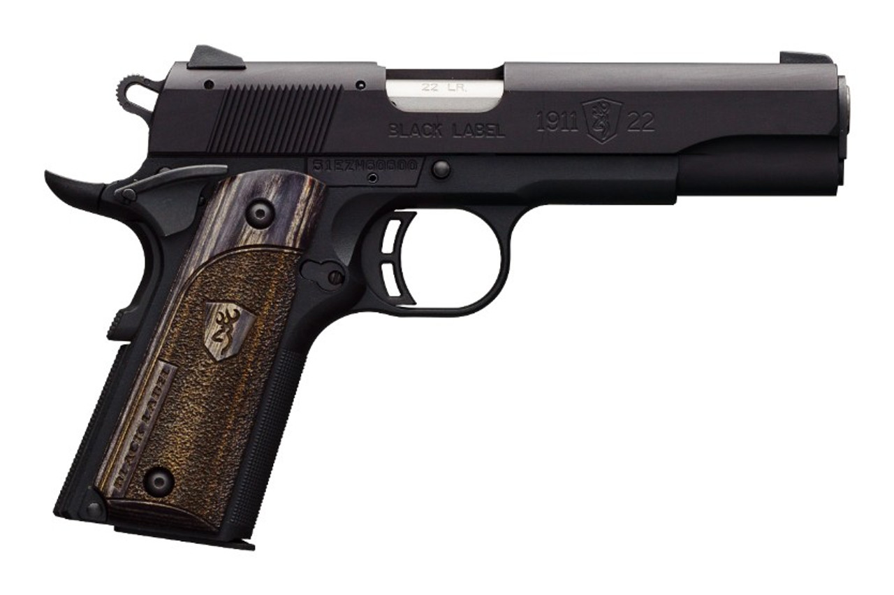 Browning 1911-22 Black Label Full Size Laminate